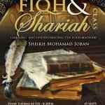 Fiqh and Shariah