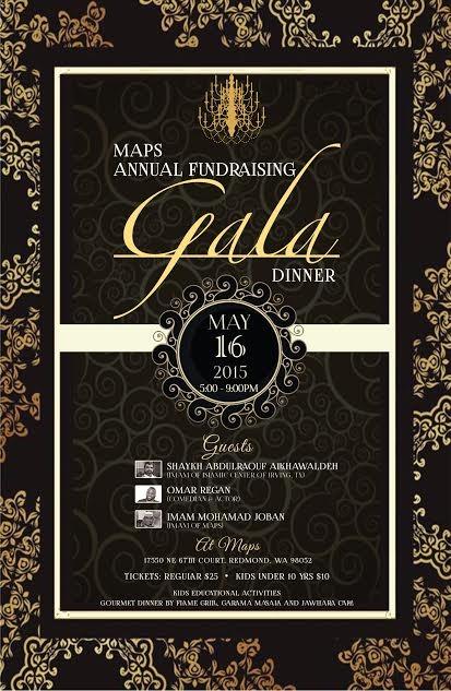 MAPS Fundraising gala
