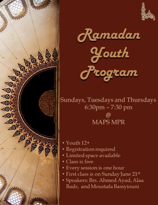 ramadan youth