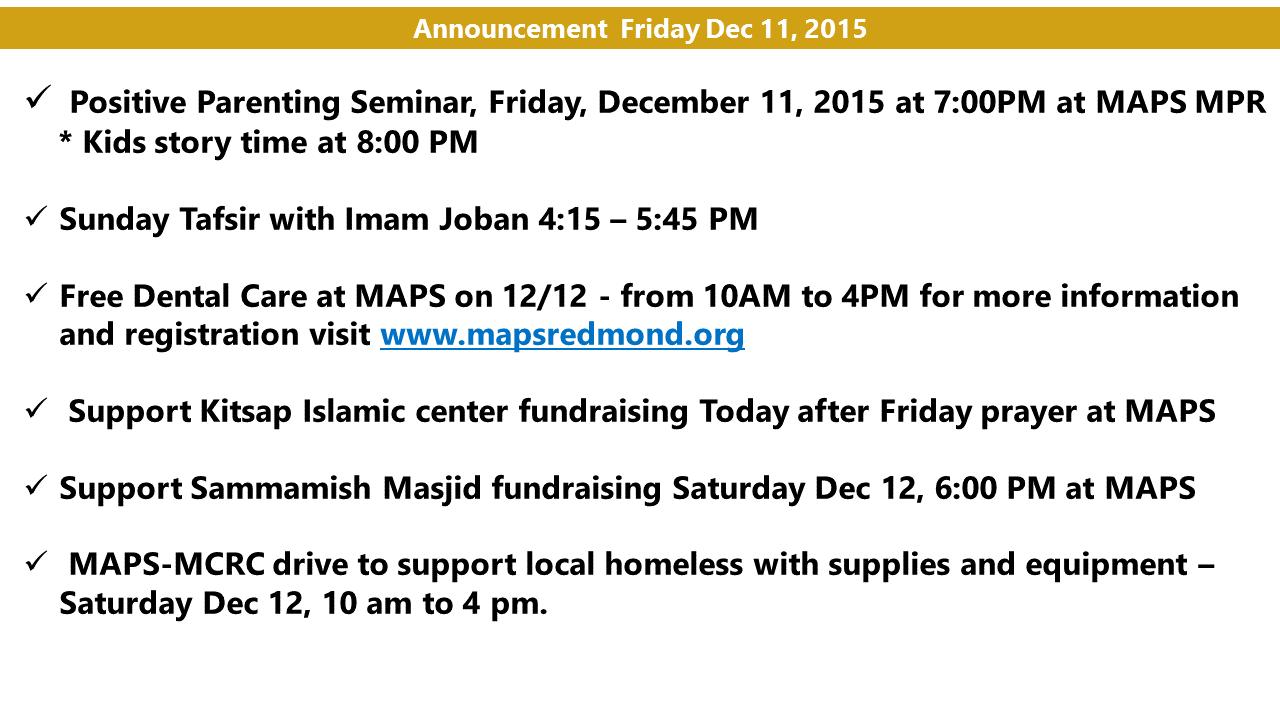 Announcement Dec 11  2015u1