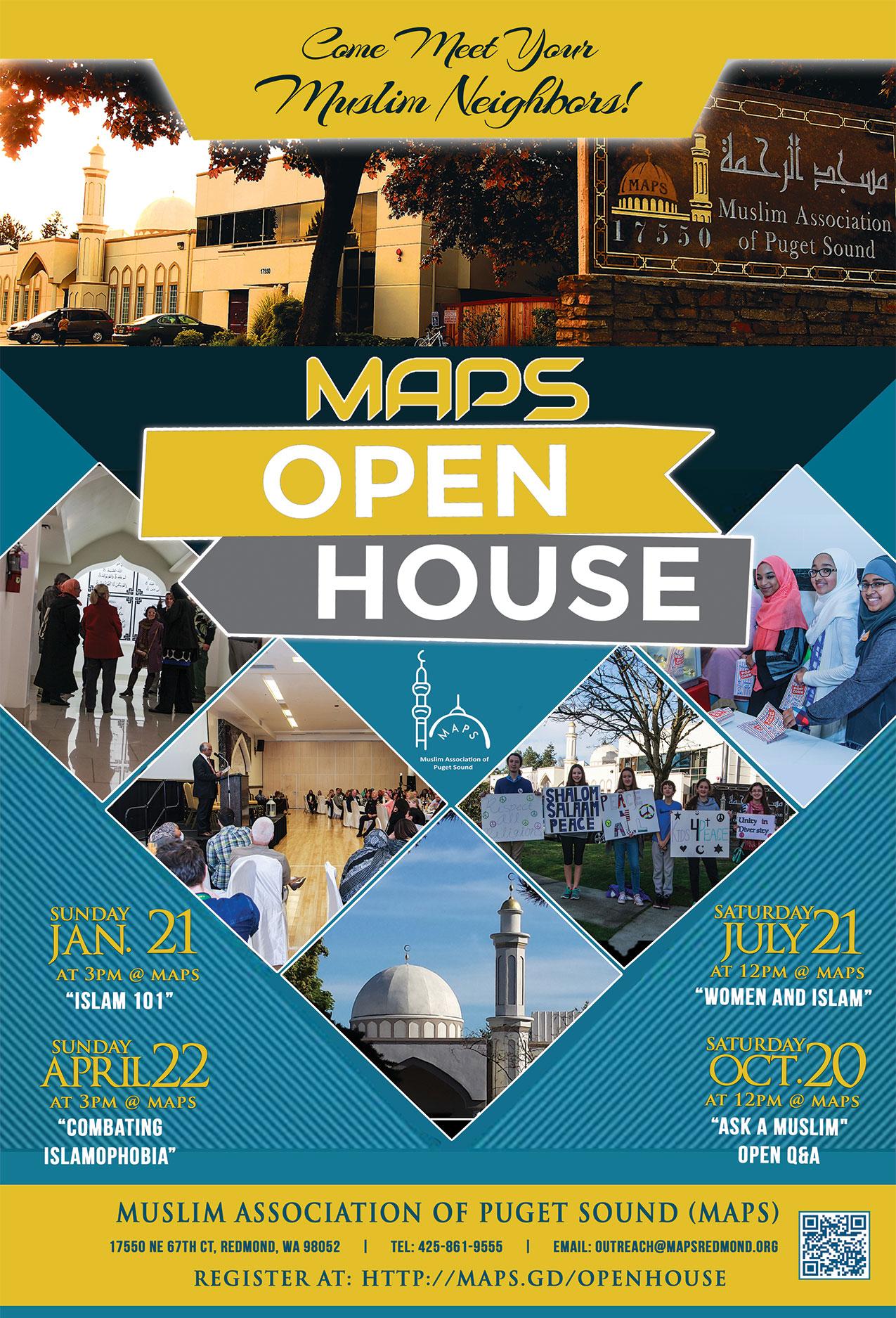 11 Jan MAPS Quarterly Open House MAPS